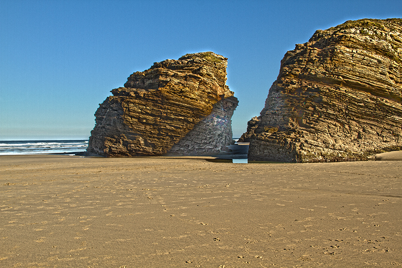 Playa Catedrales Tocada