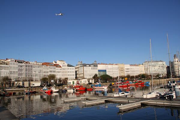 Galicia turismo meir s valdovi o for Oficina de turismo a coruna