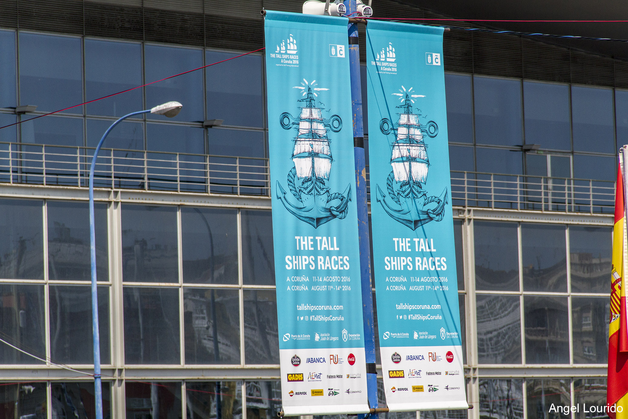 The tall ships races cartel